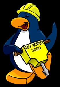 Bma Custom Penguin